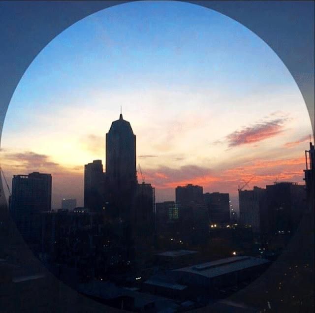 sunrise at bonifacio global city philippines