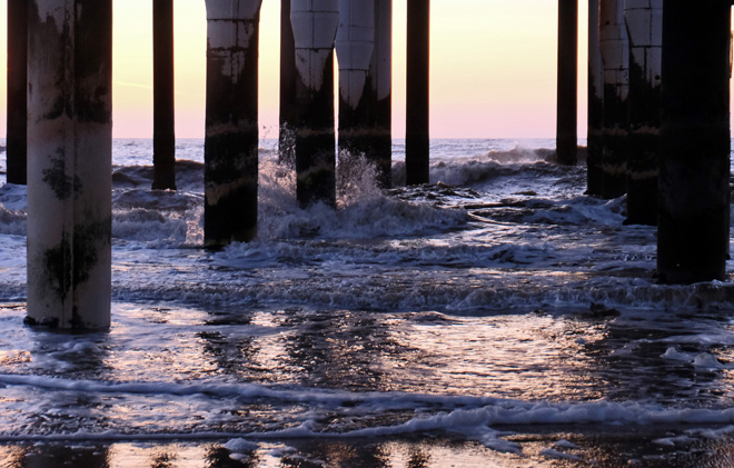 Geburtstag, Meer, Minza will Sommer, Ein Tag am Meer, Ausflug ans Meer, Bett mit Meerblick, Nordseestrand, Nordsee, Niederlande, Holland, Scheveningen
