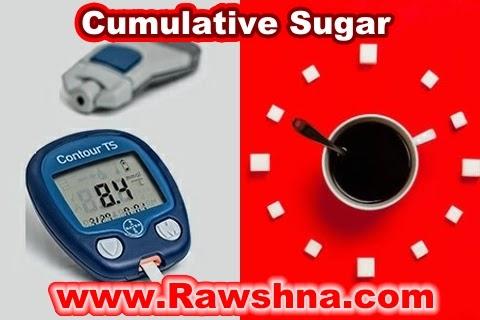 هل تعاني من السكر التراكمي اليك ما يلي في المقال التالي