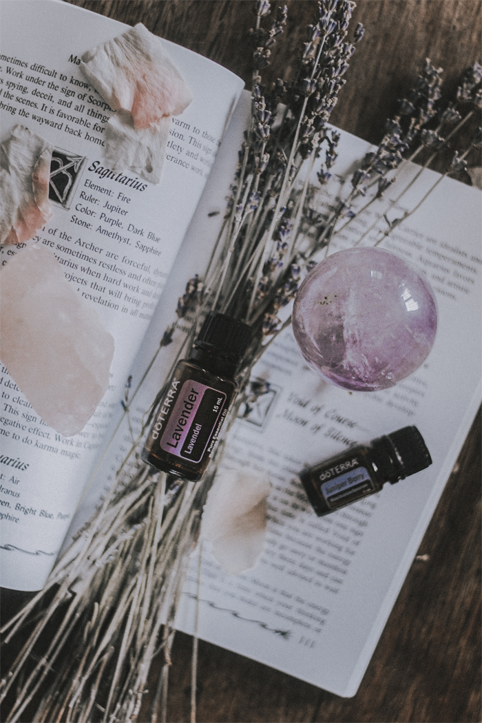 doterra essential oils blog review