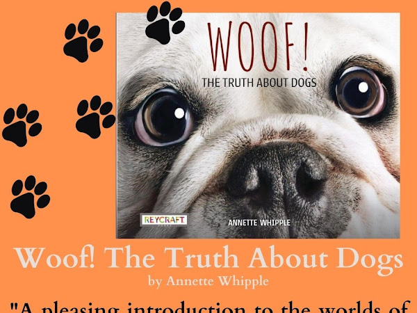Kirkus Review for Woof! The Truth About Dogs