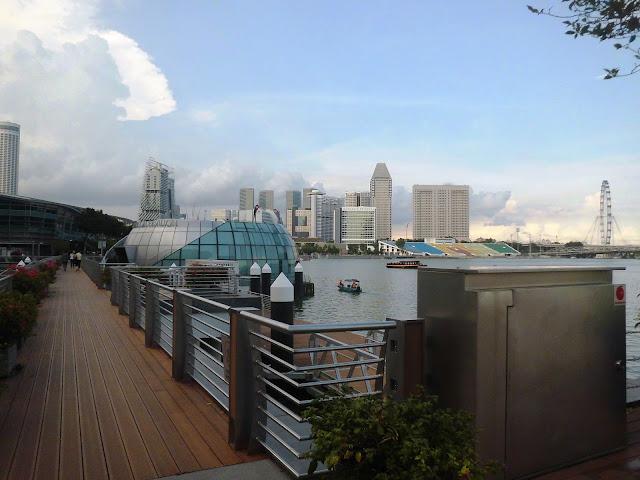tempat menarik di singapore