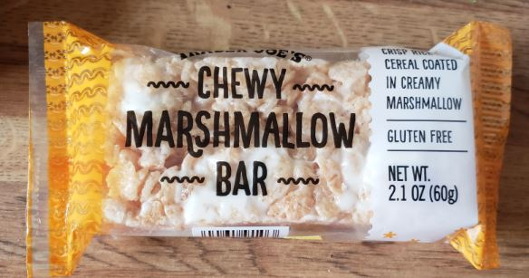 Whats Good At Trader Joes Trader Joes Chewy Marshmallow Bar