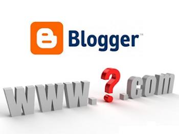 Blogspot tiada lagi. Selamat datang DotCom.