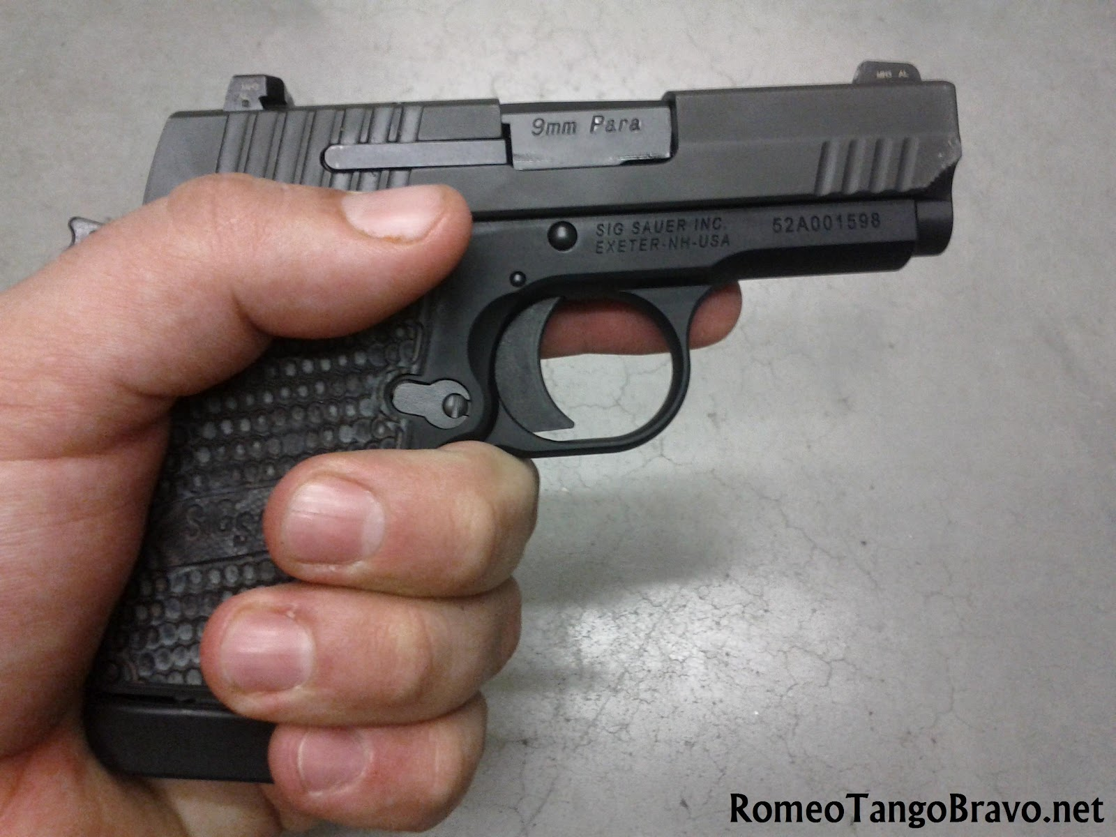 Concealed Carry Holsters Sig P238