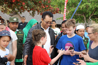 Direct Flight Perth Lombok Sukses, Gubernur NTB Janji Buka Direct Flight Sejumlah Negara Lainnya