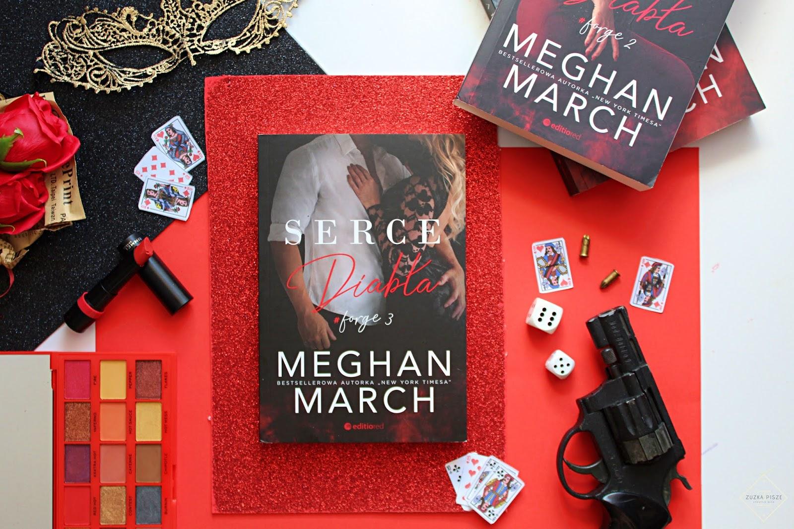 "Meghan March ""Serce diabła"" Forge 3 - recenzja książki"