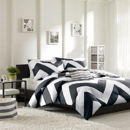 Black And White Teen Bedding Total Fab