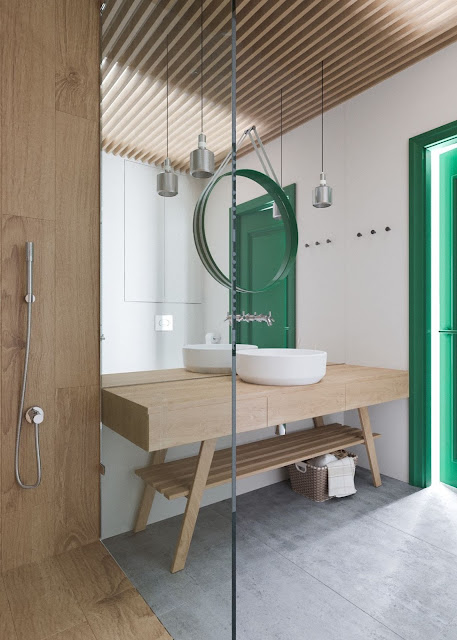 Modern Bathroom Design For Small Spaces