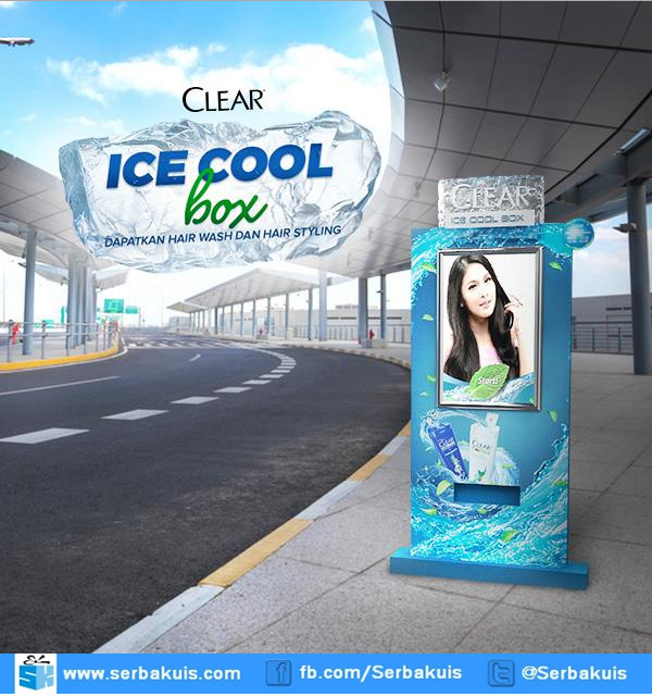 Sample Gratis Produk Clear Ice Cool Menthol