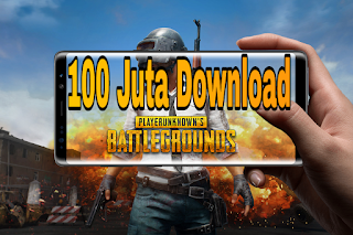 pubg 100 juta download