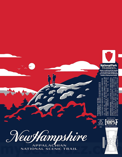 Budweiser & National Park Foundation Adding Commemorative State Cans: America The Beautiful
