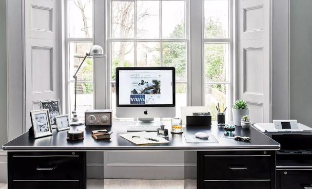 Tips Biar Kerja Di rumah Lebih Semangat