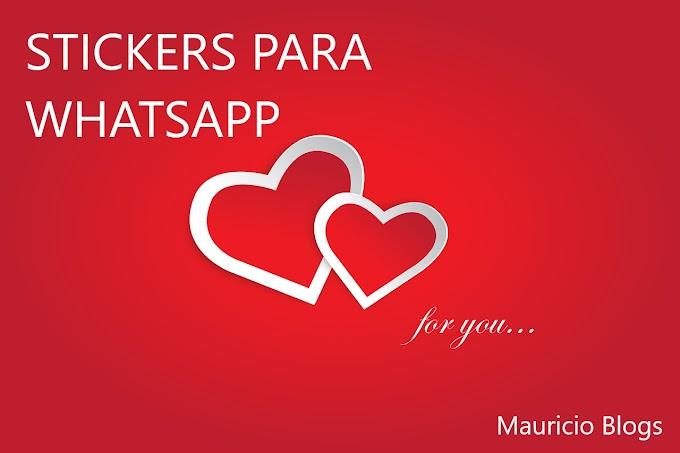 ▷ Los Mejores STICKERS De Amor Para Whatsapp 🥇