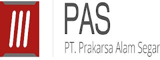 INFO Loker Bekasi Via Online PT Prakarsa Alam Segar (PAS)