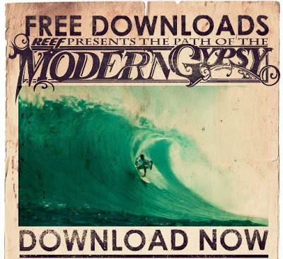 a23836b7338f96 REEF - The Path of the Modern Gypsy » Surf Movies