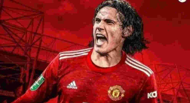 Cavani & Telles in Man Utd's Champions League squad but some others misses out