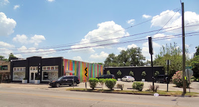 1435 Westheimer Rd Houston, TX 77006 Biscuit Home - Store with Mural