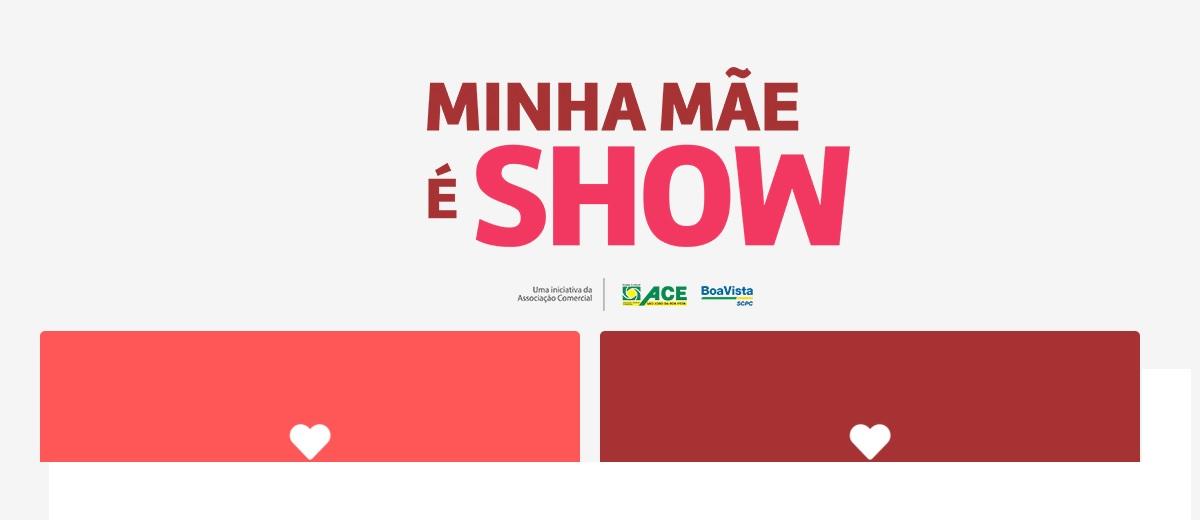 Promoção ACE São João Boa Vista Dia das Mães 2021 Vales-Compras