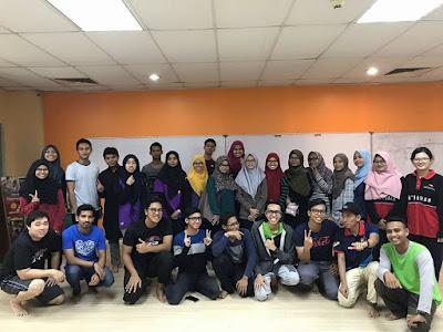 Perjumpaan PERTAMA bersama Sekretariat Baharu sesi 17/18