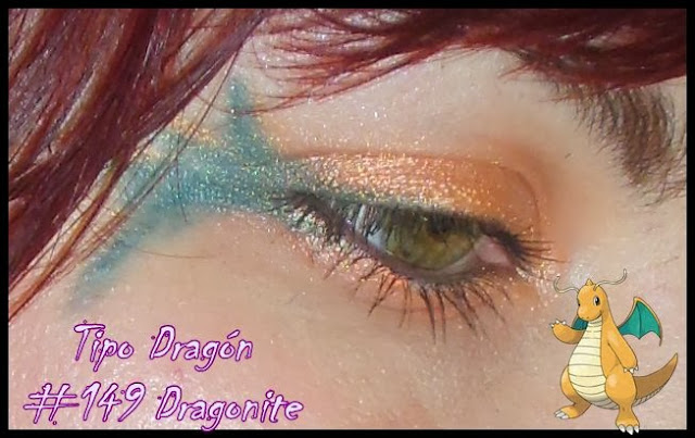 dragonite makeup
