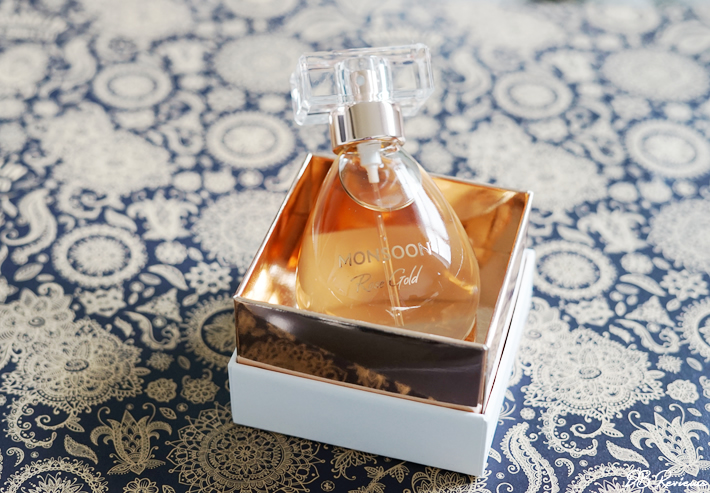 Monsoon Rose Gold Eau De Parfum