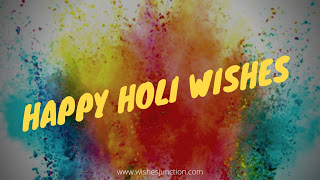 [80+] Happy Holi Wishes In Hindi & English 2021 - होली शायरी