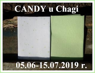 Candy u Chagi - Pasje odnalezione