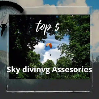 Top 5 skydiving accessories in India (2021)