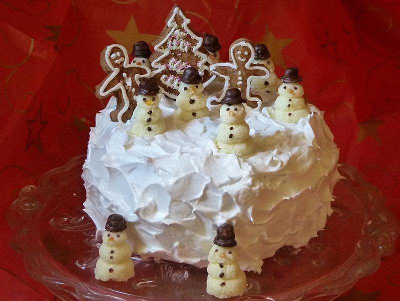Die 10 Schönsten Weihnachtskuchen Ohne Fondant