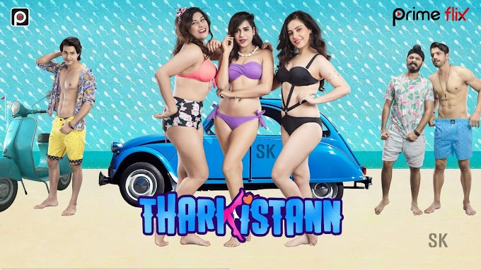 Tharkistan (2019) - Primeflix Originals Hindi Web Series Season 1