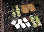 Ruoat grillissä