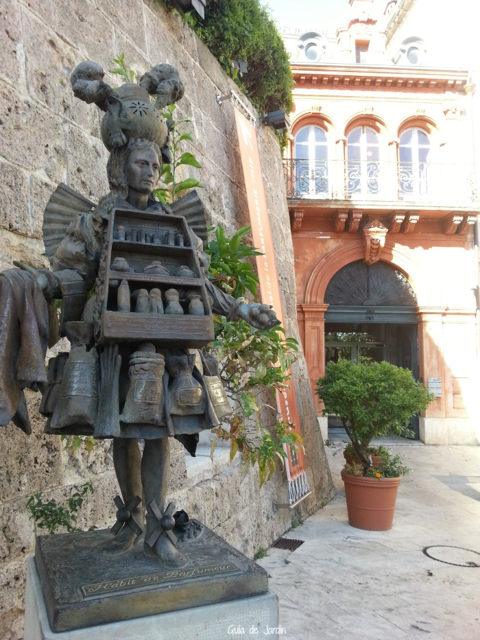 Museo del perfume, Grasse