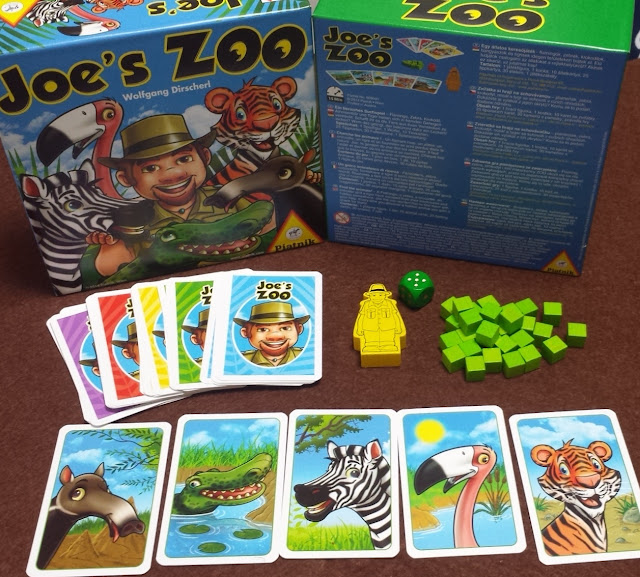 ジョーの動物園 Joe's Zoo