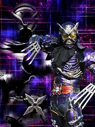 Kị Sĩ Thời Gian – Kamen Rider Shinobi