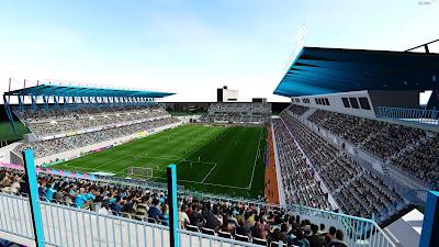 PES 2021 Ekimae Real Estate Stadium