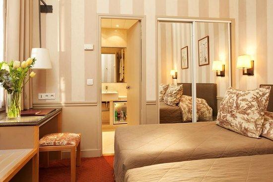 Hotel des Deux-Iles em Paris