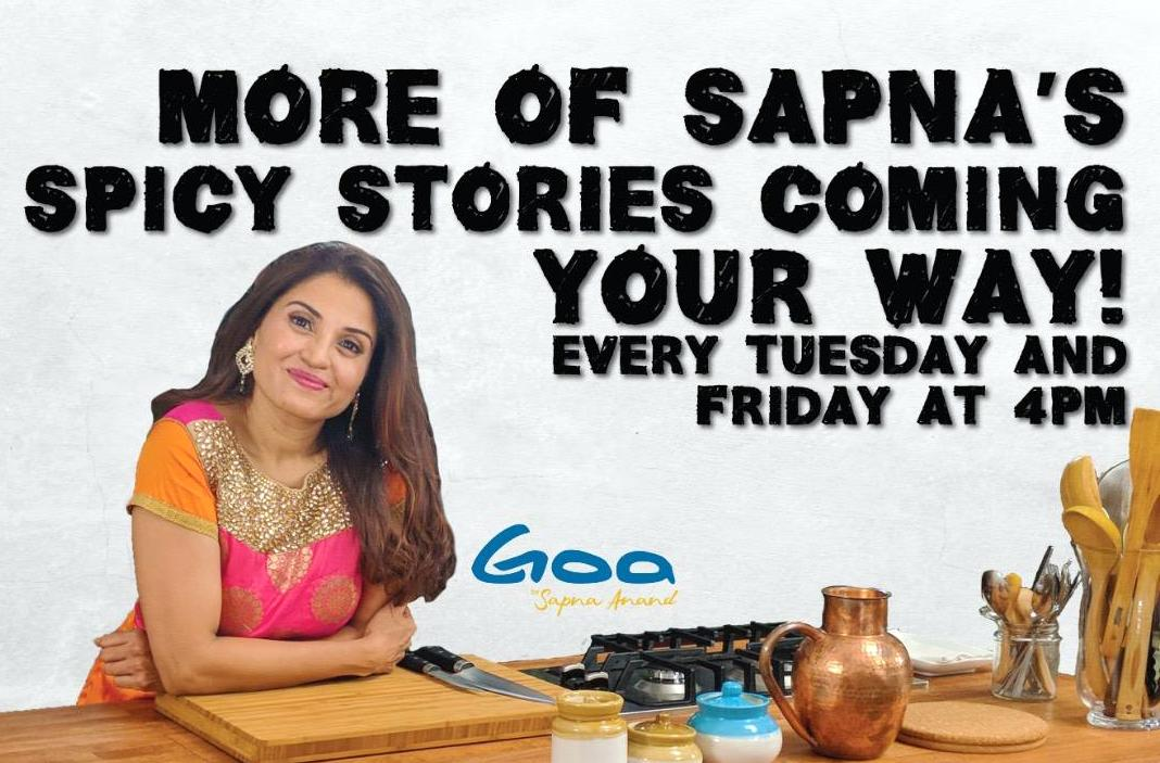 Sapna's Spicy Sessions: Indian Cooking At Home