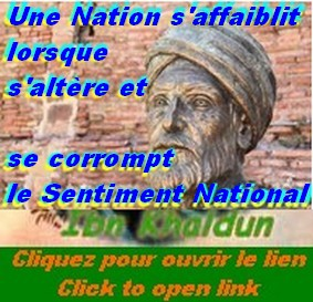 La civilisation en général d'IBN Khaldoun