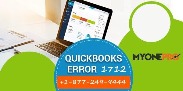 QuickBooks 2018 Install Error 1712 - Fix,Learn,Support ( +1