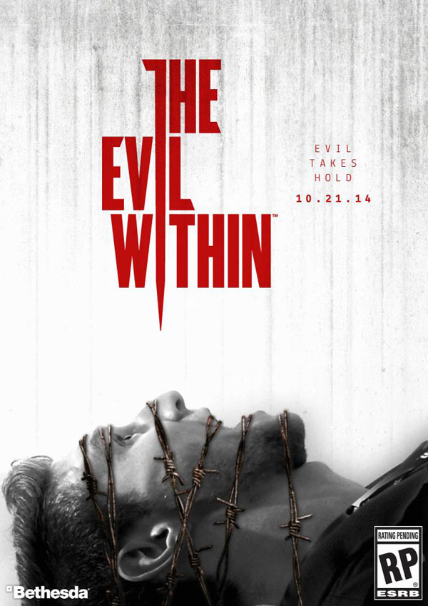 The Evil Within Download Cover Free Game