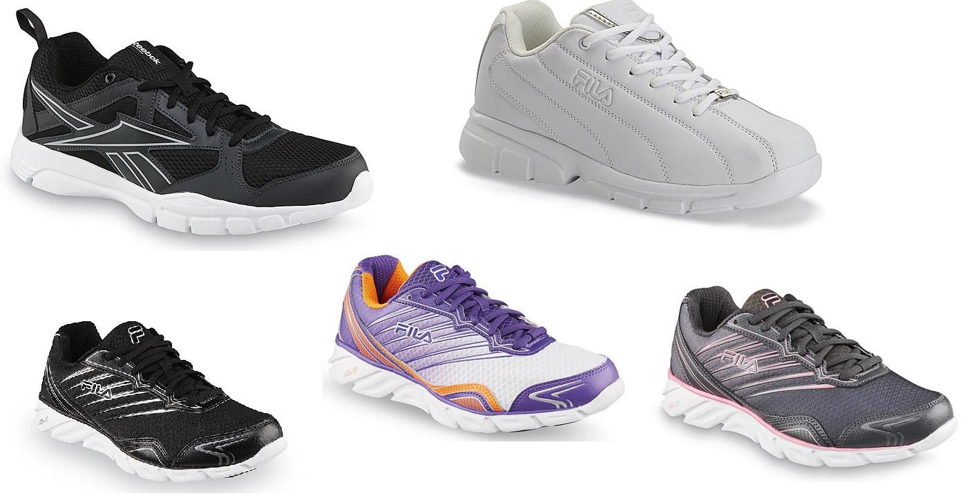 ae3bce6369 Fila Men s or Women s Sneakers  16.99