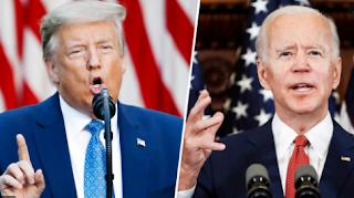 US Election: I won, Biden rigged the election - Trump claim