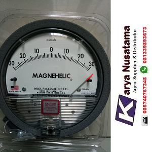 Supplier Dwyer 2300-60PA Magnehelic Differential Pressure Gage