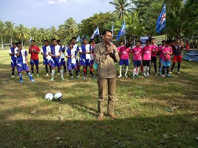Open Tournamen Sepak Bola 'Budianto Cup' ke 4 Kembali di Gelar