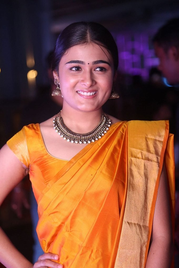 Shalini Pandey at Arjun Reddy Pre Release Event Photo Gallery