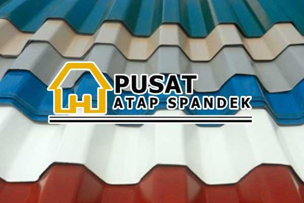 Pabrik Spandek Warna, Pabrik Atap Spandek Warna, Pabrik Produsen Atap Seng Spandek Warna