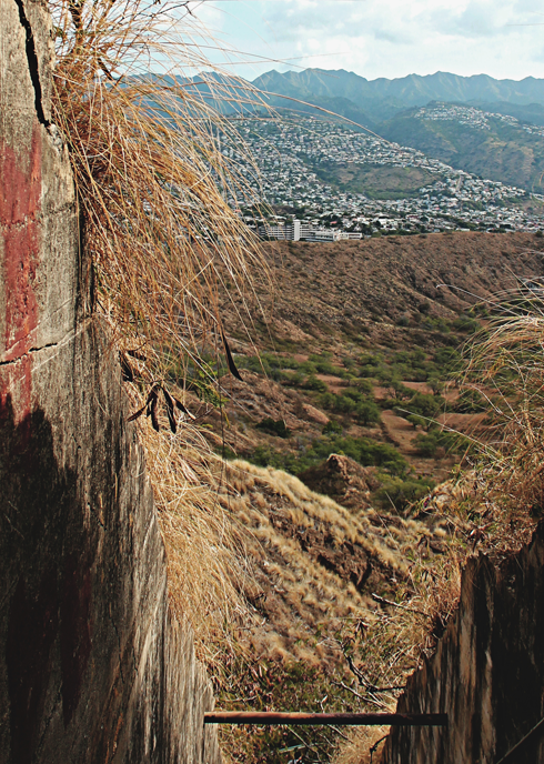 Diamond Head Hike Oahu Hawaii