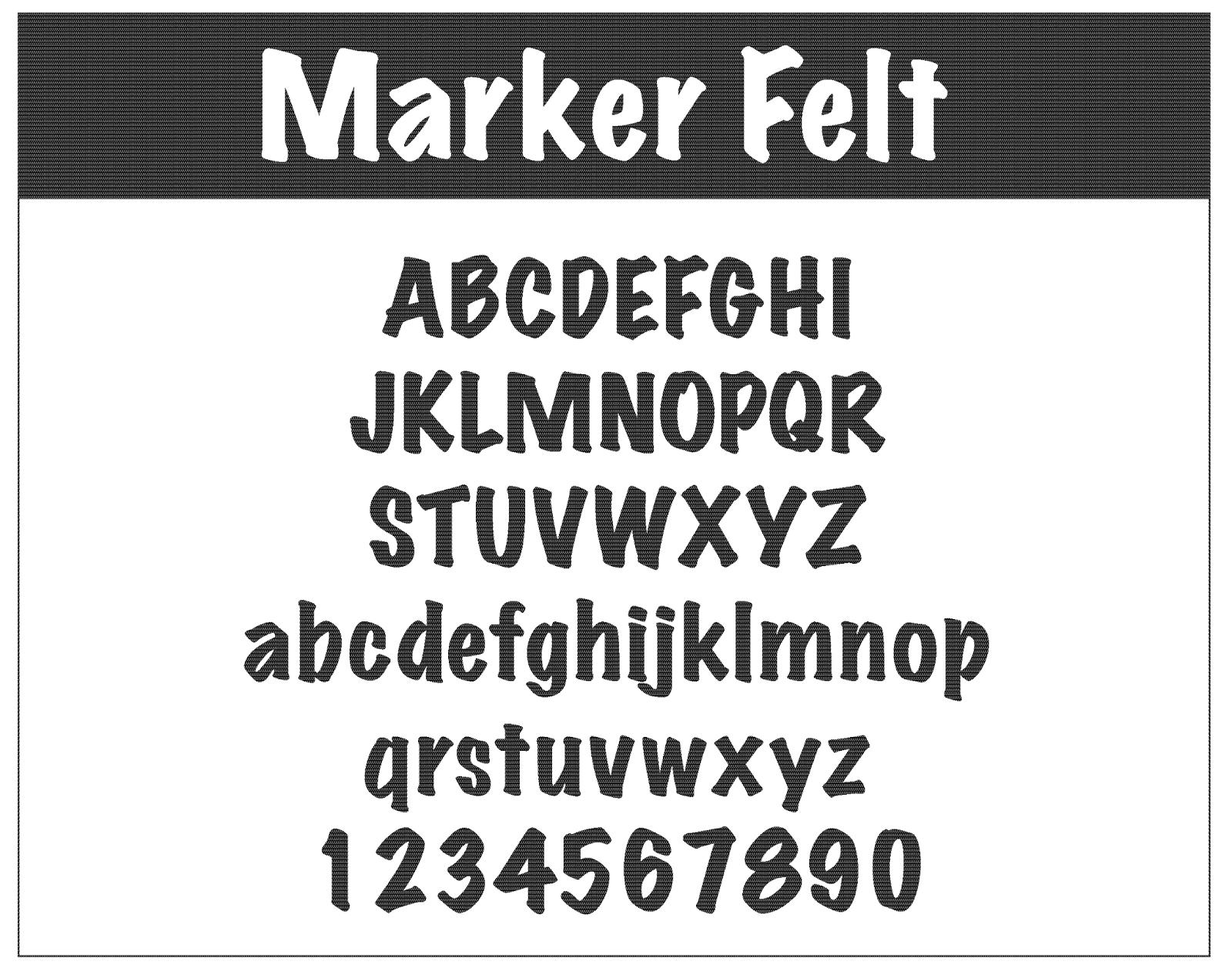 Most Popular Fonts On Dafont | Wiring Diagram Database