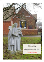 Cover of Fillongley Neighbourhood Plan